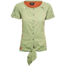 Salewa Landro - T-shirt manches courtes Femme - Dry, S/S vert